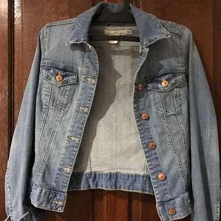 H&M Jeans Jacket LOGO