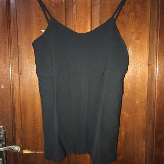 IDENTITIE Simple Black Dress