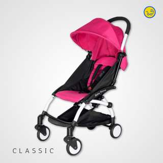 ORIGINAL Baby Throne Lightweight Foldable Stroller (Classic-6 months & above)