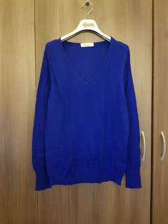 Zara v neck sweater