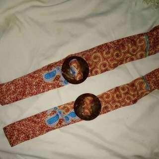 Belt batik (2 pcs)