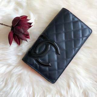 Chanel cambon wallet! Cheap chic and convenient!