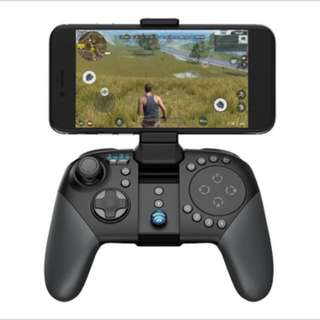 Gaming Controller Trackpad and Customizable Buttons, The Next-Gen MOBA / FPS Gamepad, With Remapper A2