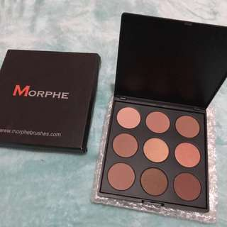 Authentic Morphe 9N Blush Palette (Repriced)