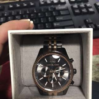Michael Kors authentic brand new Lexington watch