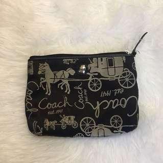 Coach Make Up Bag