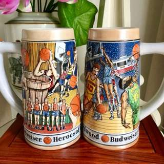 Budweiser 1991 Ltd Edition Beersteins