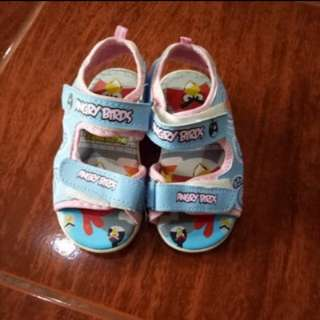 Angry Birds Sandals (Size 27)
