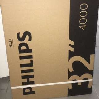 Bnib 32pht4002 Philips led tv