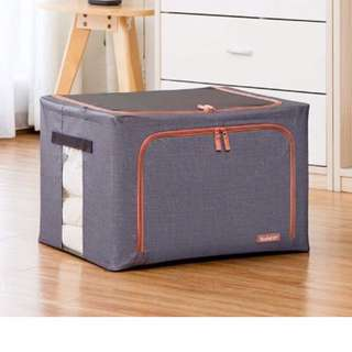 Clothes Blanket Storage Box Home Organizer