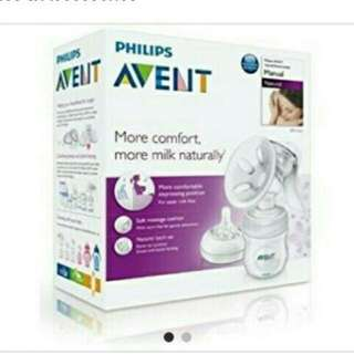 Avent Manual Breastpump