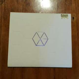EXO MAMA Album Korean Ver
