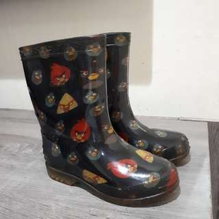 Angry Birds Boots