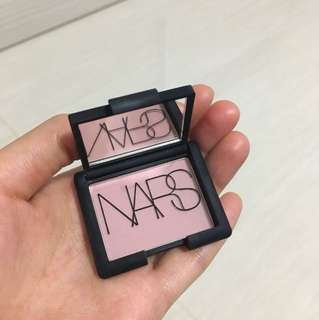 Nars Blusher Mini -colour: Impassioned