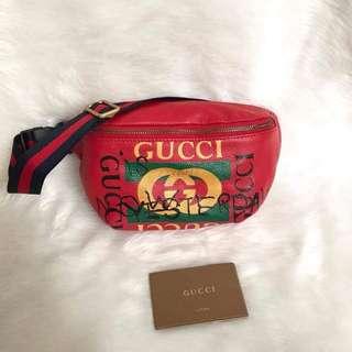 Gucci preloved belt bag
