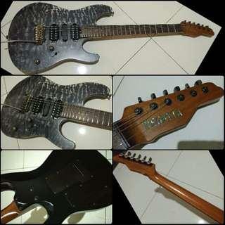 Regatta Custom Order HSH Super Stratocaster