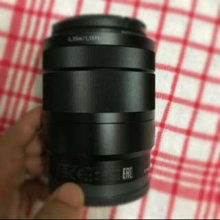 Sony 16-70mm F4 ZA OSS