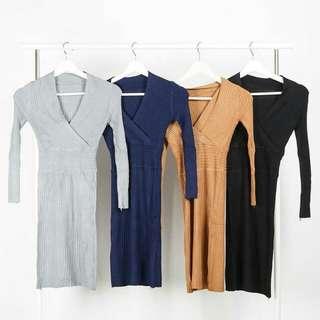 Dion Knit Dress