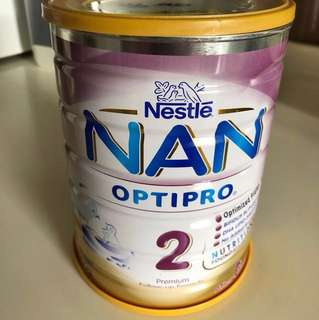 Nan Optipro 2 - To bless or exchange