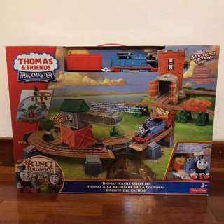 🆕Authentic Thomas & Friends Trackmaster motorised railway set