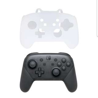 Nintendo Switch Pro Controller silicone case protector