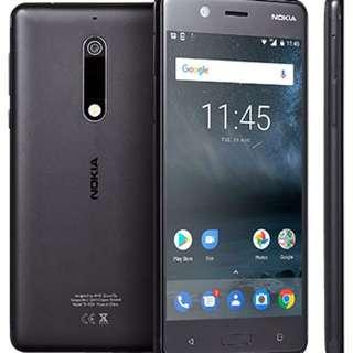 全新 Nokia 5