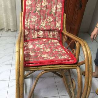 Racking Chair w/ cover