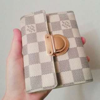 Louis Vuitton Damier Koala Wallet