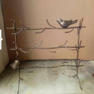 Bird Jewellery Holder/Display
