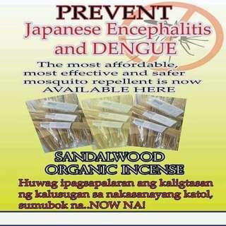 Mosquito Repellent Sandalwood