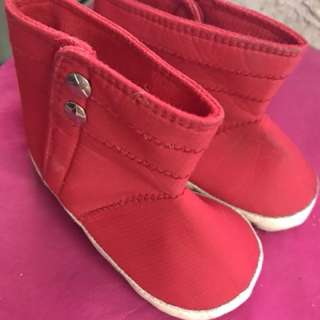 Babies boots