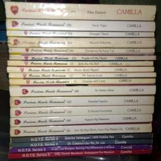 Camilla books