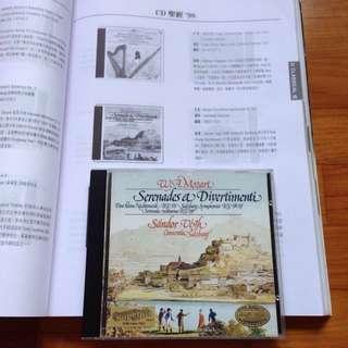W.A Mozart Serenades & Divertimenti