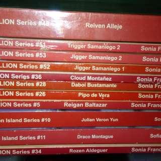 Sonia Francesca books