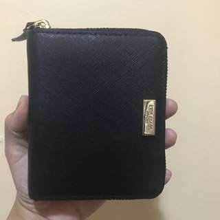 REPRICED! Authentic Kate Spade Bifold Saffiano Zip Wallet