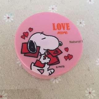 BN Innisfree Snoopy No Sebum Mineral Powder