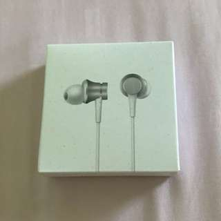 BNIB XiaoMi Basic Piston Ear Piece (silver)