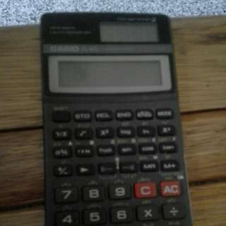 Casio Scientific Calculator fx911s