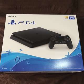REPRICED! [PS4] SONY Playstation 4 SLIM  1TB HDD from US (Brand new and Sealed)