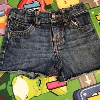 carters Short Jeans