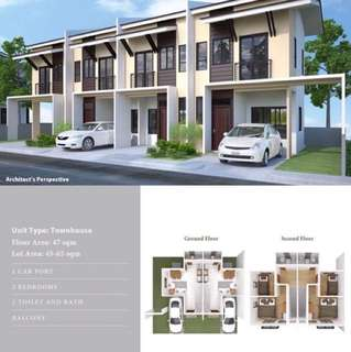 2Storey  Townhouse in Talisay City  Near City Hall