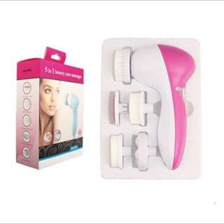 5 in 1 facial massager ❤️