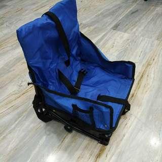 Kids foldable seat