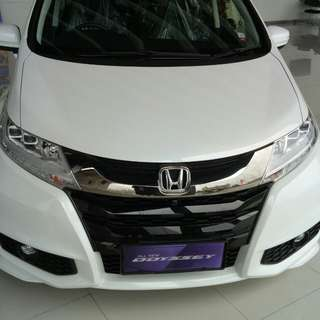 All New ODYSSEY, only 20.000.000