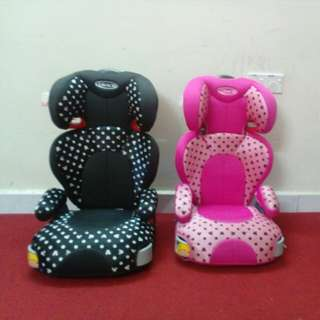 Car seat for junior special edition