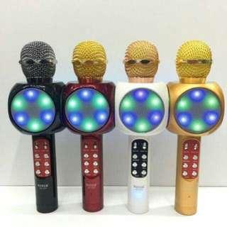 Bluetooth mic WS1816