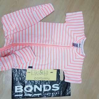 Bonds Wondersuit ss sz 1 (12-18m) 9.8/10