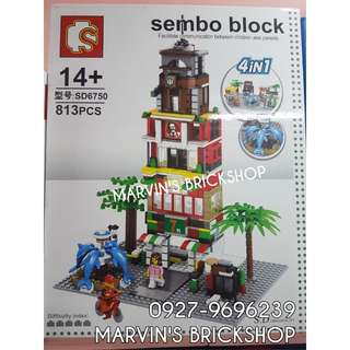For Sale SEMBK BLOCK 4in1 Building Blocks