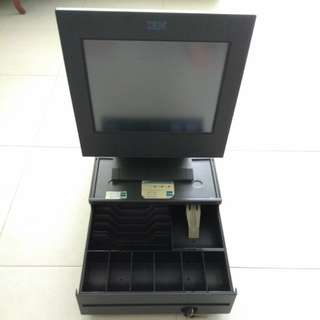 IBM POS System