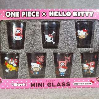 One Piece x Hello Kitty